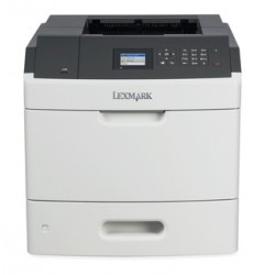 Lexmark MS810dn, mono laser, 1200dpi, 52ppm, 512MB, 800MHz, USB, DUPLEX, GLan 40G0130