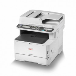 OKI MC363dn farebna MFP A4 far 26str/min cier 30str/min, USB, NET, COPY, SCAN, DUPLEX, FAX 46403502