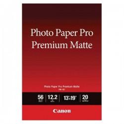 Canon Photo paper premium matte, foto papier, matný, biely, A3+,...
