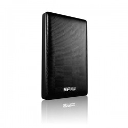 "Silicon Power DIAMOND D03 2,5"" externý HDD 1TB USB 3.0 čierny SP010TBPHDD03S3K"