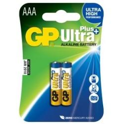 GP Ultra Plus 2x AAA 1017112000