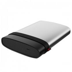 """Silicon Power ARMOR A85 2,5"""" externý HDD 2TB USB 3.0 strieborný (odolný voči vode a nárazom) SP020TBPHDA85S3S"""