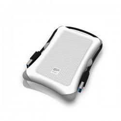 """Silicon Power ARMOR A30 2,5"""" externý HDD 2TB USB 3.0 biely (odolný voči nárazom) SP020TBPHDA30S3W"""