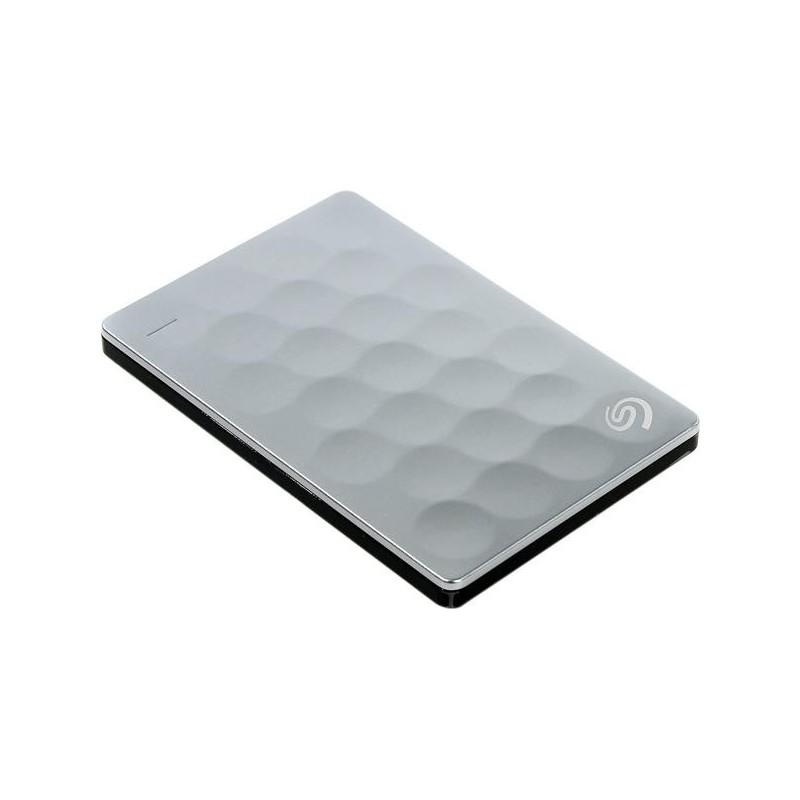 "Seagate Backup Plus Ultra Slim 1TB 2,5"" externý HDD USB 3.0 platinum STEH1000200"