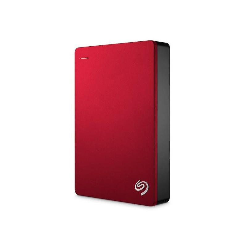 """Seagate Backup Plus Portable 4TB 2,5"""" externý HDD USB 3.0 červený STDR4000902"""