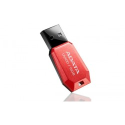 8 GB USB kľúč ADATA DashDrive™ Classic UV100 USB 2.0, červený AUV100-8G-RRD