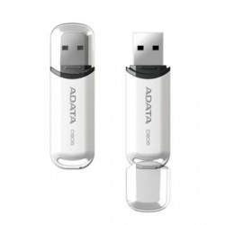 32 GB USB kľúč ADATA DashDrive™ Classic C906 USB 2.0, biely AC906-32G-RWH