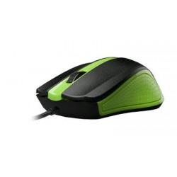 C-Tech myš WM-01 zelená USB SKCTECHMYSWM01Z