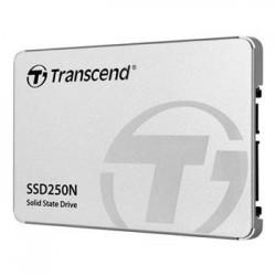TRANSCEND SSD250N 2TB NAS SSD disk 2.5' SATA III 6Gb/s, 3D TLC,...