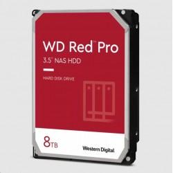 """WD Red PRO 3,5"""" HDD 8,0TB 7200RPM 256MB SATA 6Gb/s WD8003FFBX"""