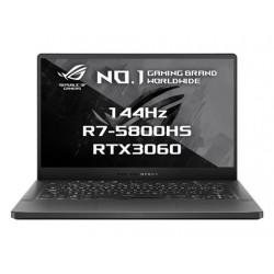 ASUS GA401QM-HZ058T ROG Zephyrus G14 R7-5800HS, 16GB, 512GB SSD,...