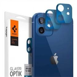 Spigen Optik Lens Protector pre iPhone 12 mini - Blue AGL02462