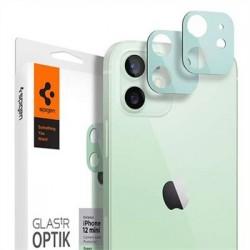 Spigen Optik Lens Protector pre iPhone 12 mini - Green AGL02463