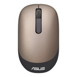 ASUS MOUSE WT205 Wireless white - optická bezdrôtová myš; zlata 90XB03M0-BMU000