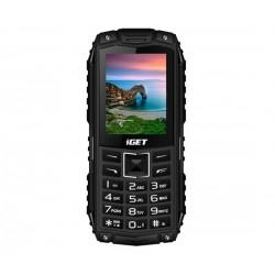 iGET Defender D10, Dual SIM, Black Defender D10 BLACK
