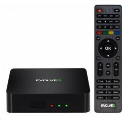 EVOLVEO Hybrid Box T2, Android & DVB-T2 multimediální centrum HBX-T2