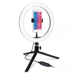 CONNECT IT Selfie10Ring kruhové LED světlo, malé CLI-2000-SM