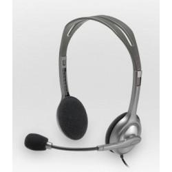 Logitech® Stereo Headset H110 - ANALOG - EMEA 981-000271