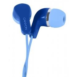 Canyon CNS-CEPM02BL slúchadlá do uší, integrovaný mikrofón, modré