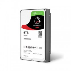 Seagate IronWolf NAS 6TB 7200RPM 128MB SATA ST6000VN0041
