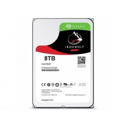 Seagate IronWolf NAS HDD 8TB 7200RPM 256MB SATA ST8000VN0022