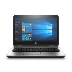 HP ProBook 640 G2; Core i5 6300U 2.4GHz/8GB RAM/256GB SSD/battery...
