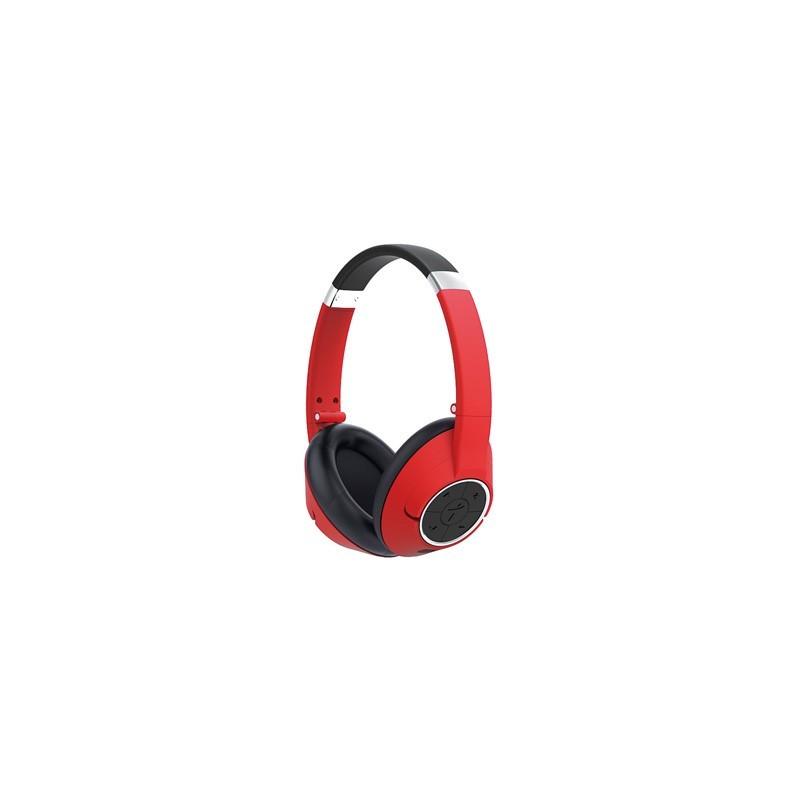 GENIUS slúchadlá HS-930BT BT4.0 red 31710196102