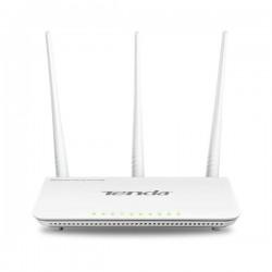 Tenda FH303 Wireless-N router 300Mbps (3xLAN, 1xWAN), 3x5dBi fix.ant. HiPower, WISP