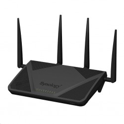 Synology™ Wifi Router RT2600ac IEEE 802.11.ac wawe 2 (2,4 GHz / 5 GHz)