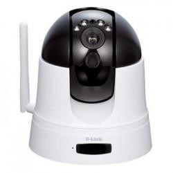 D-Link DCS-5222L/E Securicam Wireless N HD Day & Night PTZ Camera, H.264, MJPEG, IR LED,ICR, Micro SD Card w/mydlink