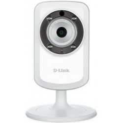 "D-Link DCS-933L/E Day and Night Cloud Camera - VGA 1/5"" CMOS sensor"