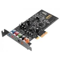 Creative Sound Blaster Audigy FX PCI - Express zvuková karta 5.1,...