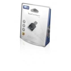 Sweex Externá zvuková karta USB 2.0 SC010v2