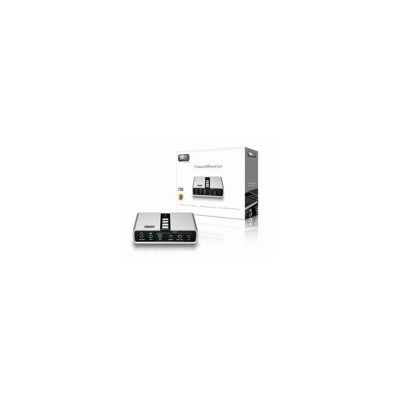 Sweex Externí zvuková karta 7.1 USB 2.0 SC016