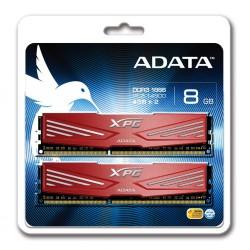 ADATA XPG V1.0 2x4GB 1866MHz DDR3 CL10 Radiator 1.5V , chladič AX3U1866W4G10-DR