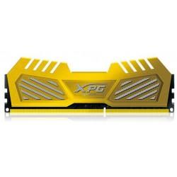 ADATA XPG V2 2x8GB 2400MHz CL11 DDR3 1.65V, zlatý chladič AX3U2400W8G11-DGV