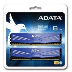 ADATA XPG V1.0 2x4GB 1600MHz DDR3 CL11 Radiator, chladič AX3U1600W4G11-DD