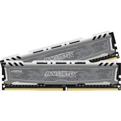 Crucial Ballistix Sport 16GB (Kit 2x8GB) 2400MHz DDR4 CL16 UDIMM 1.2V BLS2C8G4D240FSB