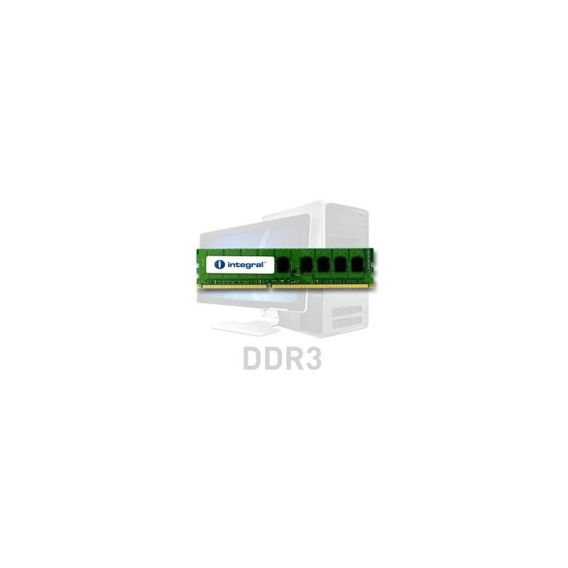 INTEGRAL 2GB 1333MHz DDR3 CL9 R1 DIMM 1.5V IN3T2GNZBIX