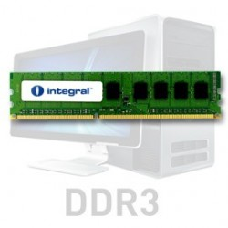 INTEGRAL 4GB 1333MHz DDR3 CL9 R2 DIMM 1.5V IN3T4GNZBIX
