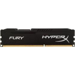HyperX FURY 2x4GB 1600MHz DDR3L CL10 DIMM 1.35V, čierny chladič HX316LC10FBK2/8