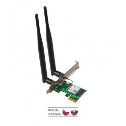 Tenda E30 Wireless AX PCI Express Adapter AX3000, WiFi6, Bluetooth...