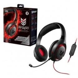 Creative - slúchadlá SB INFERNO sluchátka s mikrof 70GH029000001