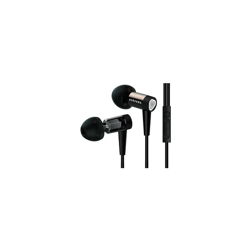Creative - slúchadlá AURVANA IN-EAR2 PLUS BLACK 51EF0670AA001