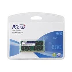 ADATA 2GB 800MHz DDR2 CL5 SODIMM AD2S800B2G5-R