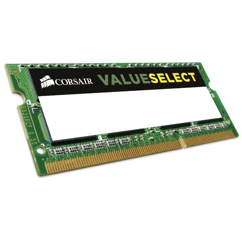 Corsair 4GB 1600Mhz DDR3L CL11 SODIMM 1.35V CMSO4GX3M1C1600C11