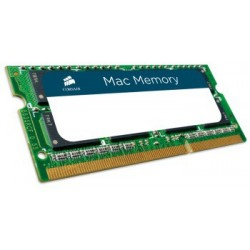 Corsair Mac Memory 8GB 1333MHz DDR3 CL9 SODIMM (pro Apple NTB) CMSA8GX3M1A1333C9