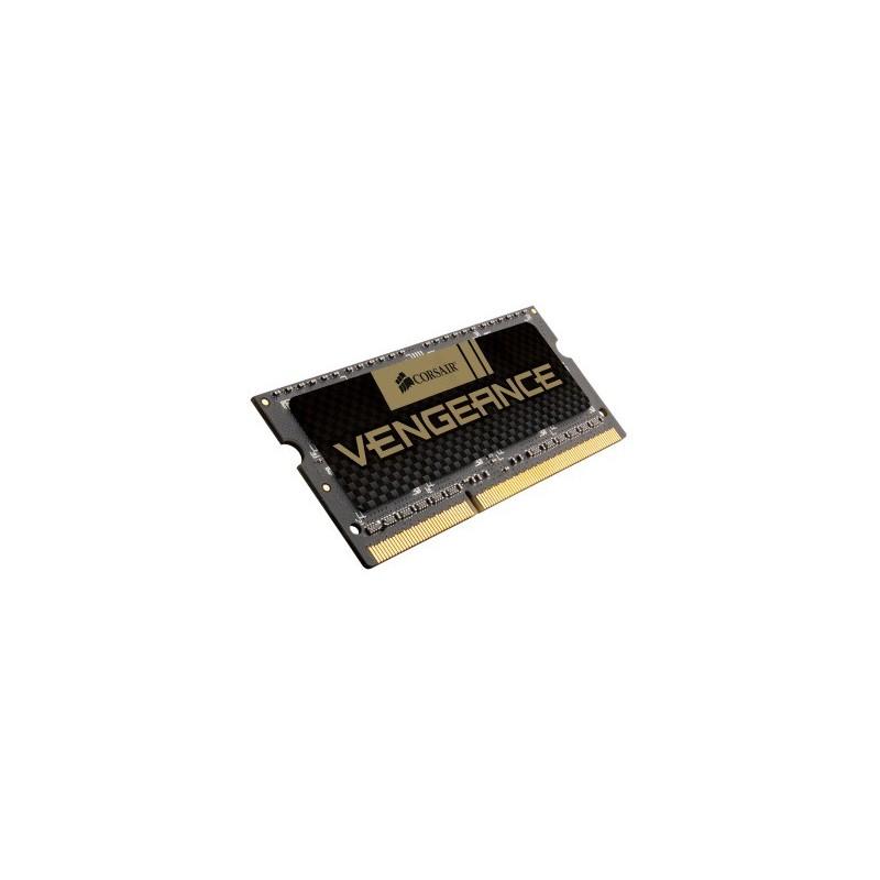 Corsair Vengeance 4GB 1600MHz DDR3, CL9 1.5V SODIMM, XMP CMSX4GX3M1A1600C9