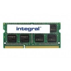 INTEGRAL 8GB 1600MHz DDR3 CL11 SODIMM 1.5V IN3V8GNAJKXLV