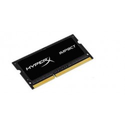 HyperX Impact 8GB 1866MHz DDR3L CL11 SODIMM 1.35V, čierny chladič HX318LS11IB/8